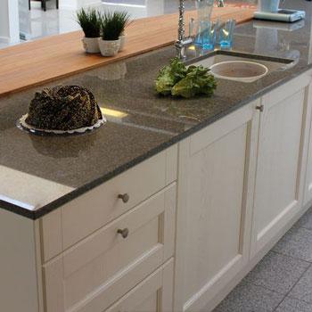 køkkenbordplade sten
