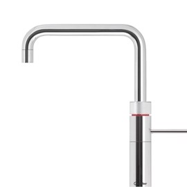 Quooker Fusion Square Krom inkl. PRO3 VAQ beholder