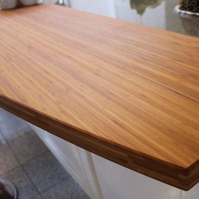 bambus bordplade pris
