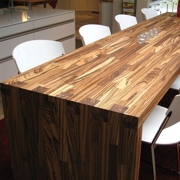 køkkenbord træ