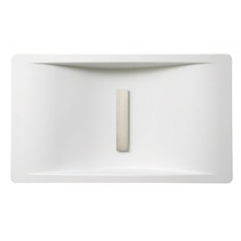 Intra Lavabo Wave White