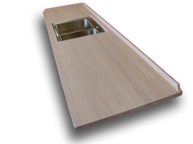 Træbordplader i eg, ask, bøg, valnød, wenge, teak, kirsebær, mahogni,
